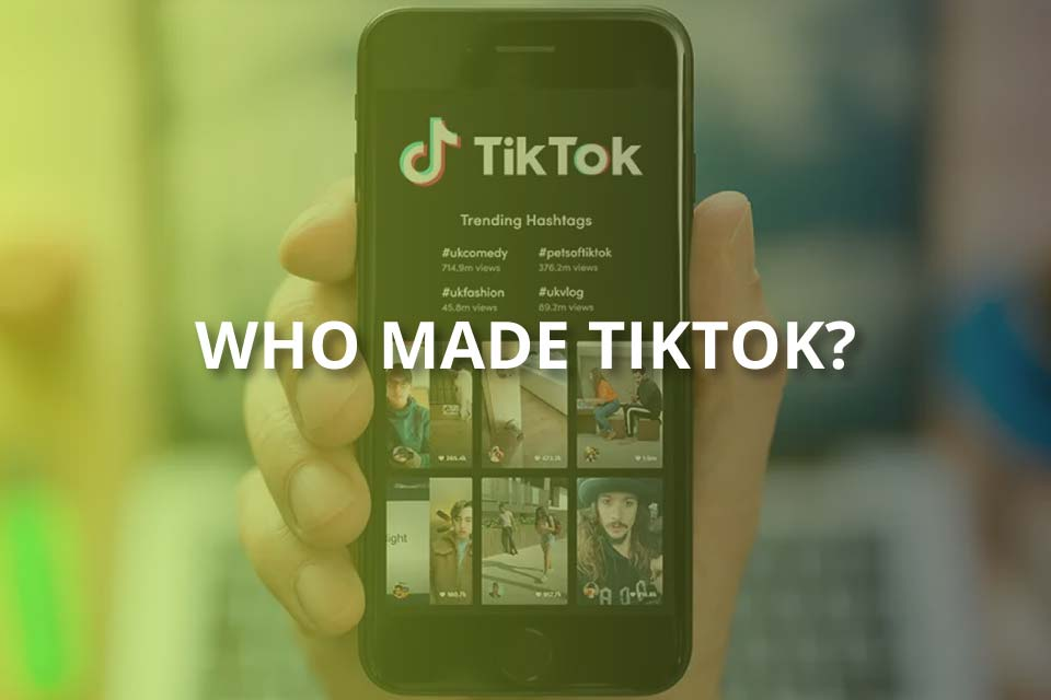 who made tiktok